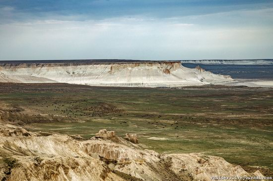 Amazing Landscapes of the Ustyurt Plateau, Mangystau region, Kazakhstan, photo 9