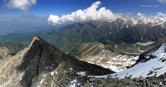 Climbing Big Almaty Peak, Kazakhstan, photo 10