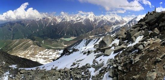 Climbing Big Almaty Peak, Kazakhstan, photo 12