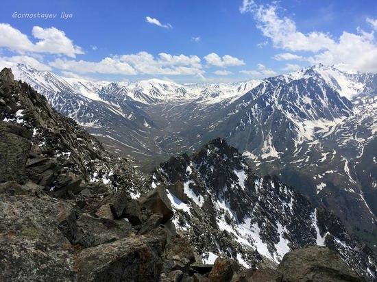 Climbing Big Almaty Peak, Kazakhstan, photo 13