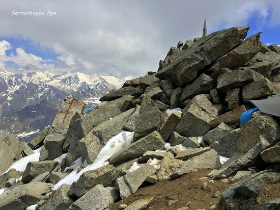 Climbing Big Almaty Peak, Kazakhstan, photo 14