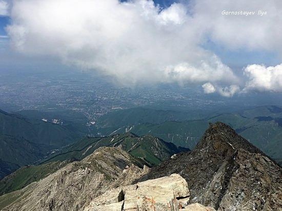 Climbing Big Almaty Peak, Kazakhstan, photo 15