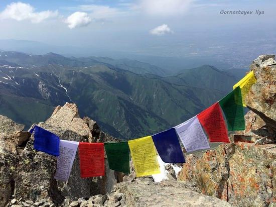 Climbing Big Almaty Peak, Kazakhstan, photo 16