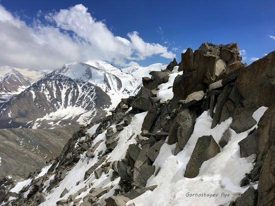 Climbing Big Almaty Peak, Kazakhstan, photo 17