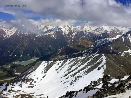 Climbing Big Almaty Peak, Kazakhstan, photo 18