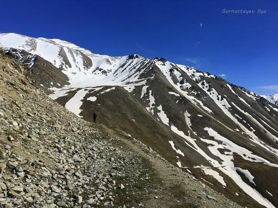 Climbing Big Almaty Peak, Kazakhstan, photo 19