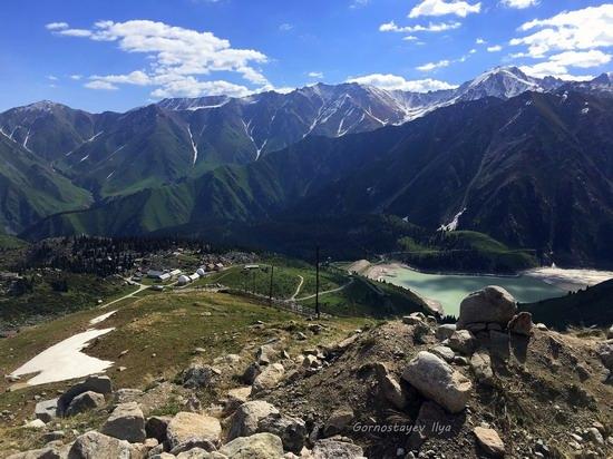 Climbing Big Almaty Peak, Kazakhstan, photo 2