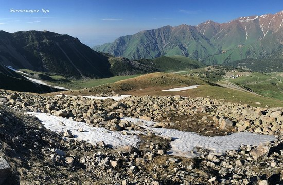 Climbing Big Almaty Peak, Kazakhstan, photo 20