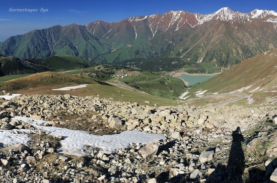 Climbing Big Almaty Peak, Kazakhstan, photo 21