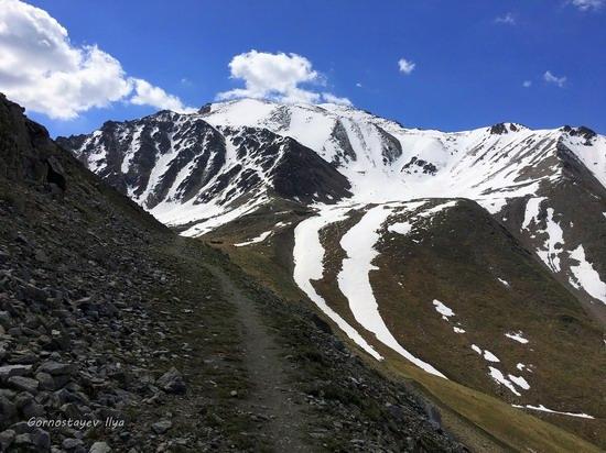Climbing Big Almaty Peak, Kazakhstan, photo 4