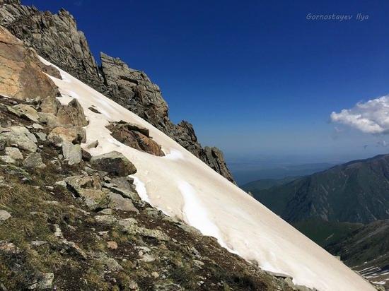 Climbing Big Almaty Peak, Kazakhstan, photo 6