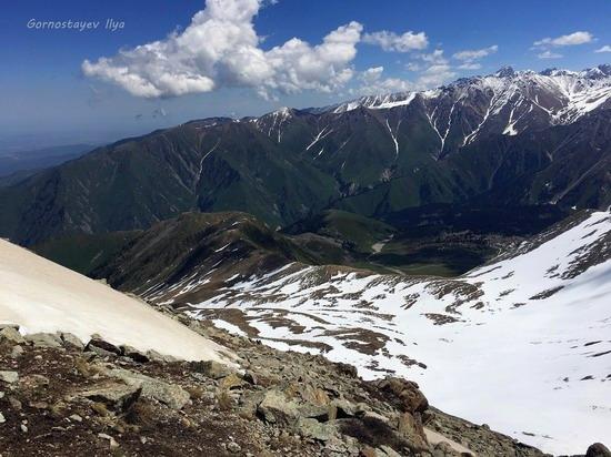Climbing Big Almaty Peak, Kazakhstan, photo 7