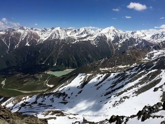 Climbing Big Almaty Peak, Kazakhstan, photo 9