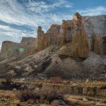 Picturesque Cliffs of Boszhira