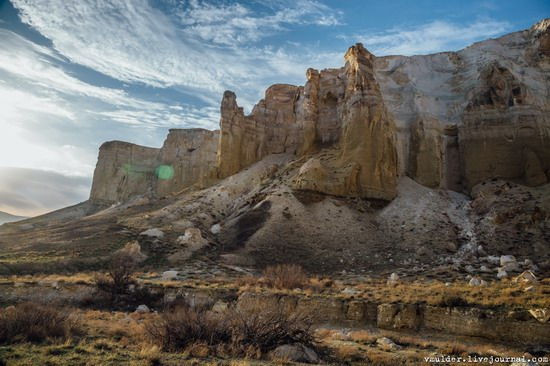 Picturesque Cliffs of Boszhira, Mangystau Region, Kazakhstan, photo 1