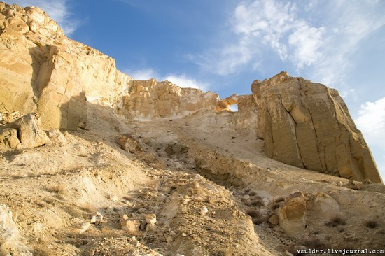 Picturesque Cliffs of Boszhira, Mangystau Region, Kazakhstan, photo 10