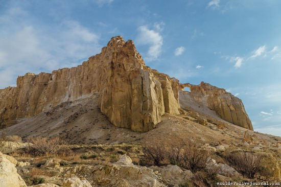 Picturesque Cliffs of Boszhira, Mangystau Region, Kazakhstan, photo 12