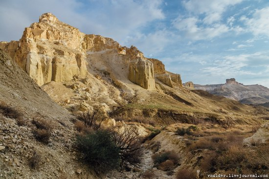 Picturesque Cliffs of Boszhira, Mangystau Region, Kazakhstan, photo 13