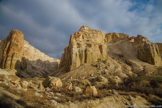 Picturesque Cliffs of Boszhira, Mangystau Region, Kazakhstan, photo 14