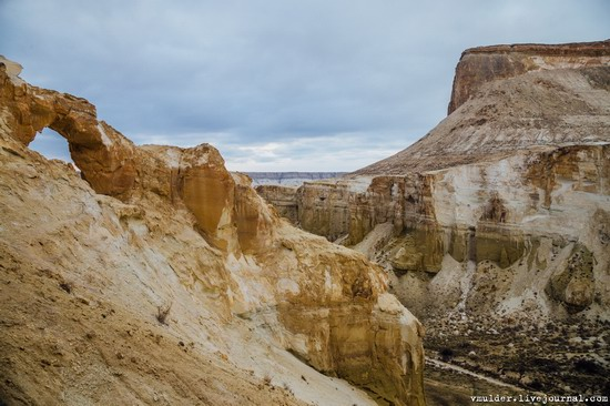 Picturesque Cliffs of Boszhira, Mangystau Region, Kazakhstan, photo 16