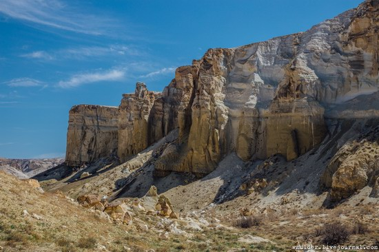 Picturesque Cliffs of Boszhira, Mangystau Region, Kazakhstan, photo 18