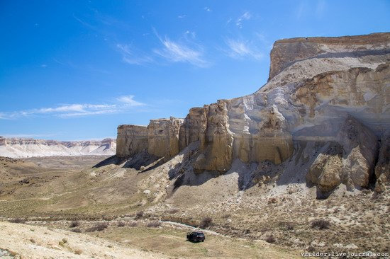 Picturesque Cliffs of Boszhira, Mangystau Region, Kazakhstan, photo 19