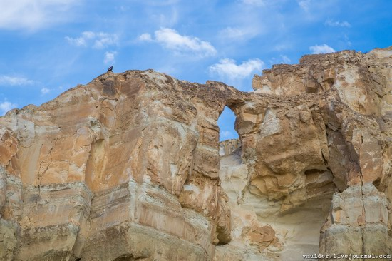 Picturesque Cliffs of Boszhira, Mangystau Region, Kazakhstan, photo 2