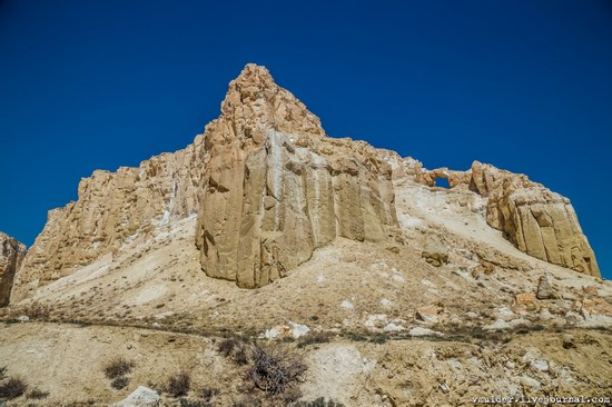 Picturesque Cliffs of Boszhira, Mangystau Region, Kazakhstan, photo 21