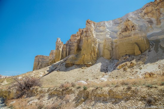 Picturesque Cliffs of Boszhira, Mangystau Region, Kazakhstan, photo 23