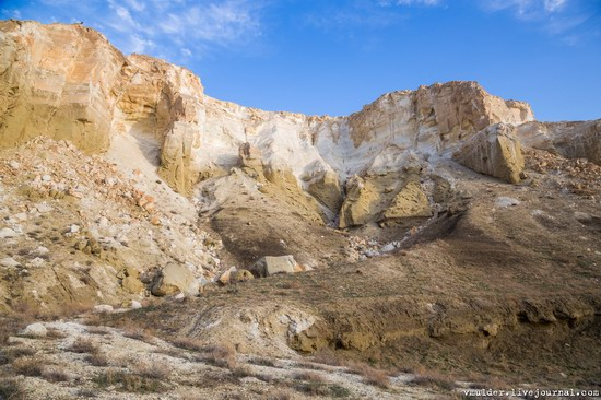 Picturesque Cliffs of Boszhira, Mangystau Region, Kazakhstan, photo 3