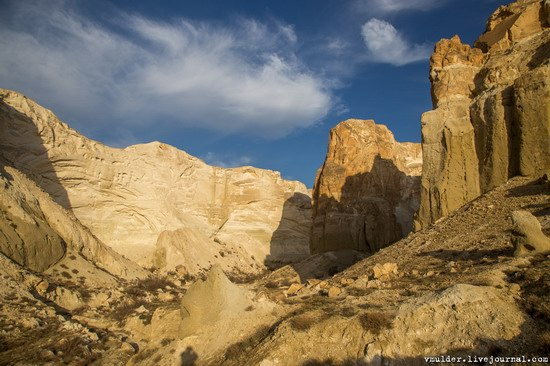 Picturesque Cliffs of Boszhira, Mangystau Region, Kazakhstan, photo 6