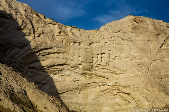 Picturesque Cliffs of Boszhira, Mangystau Region, Kazakhstan, photo 8