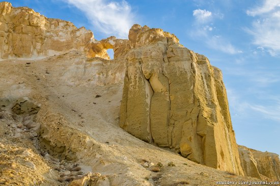 Picturesque Cliffs of Boszhira, Mangystau Region, Kazakhstan, photo 9