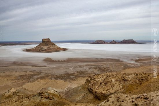 Karynzharyk Depression in the Mangystau Region, Kazakhstan, photo 2