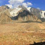 Climbing Peak Molodezhny