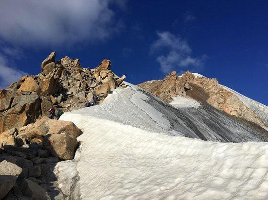 Climbing Peak Molodezhny, Kazakhstan, photo 10