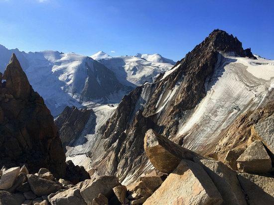 Climbing Peak Molodezhny, Kazakhstan, photo 11