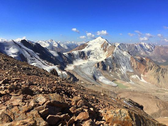 Climbing Peak Molodezhny, Kazakhstan, photo 13