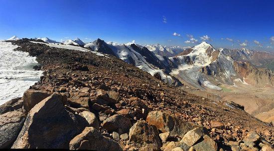 Climbing Peak Molodezhny, Kazakhstan, photo 16