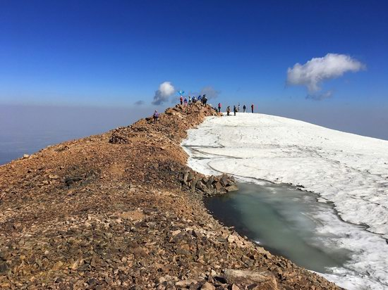 Climbing Peak Molodezhny, Kazakhstan, photo 17