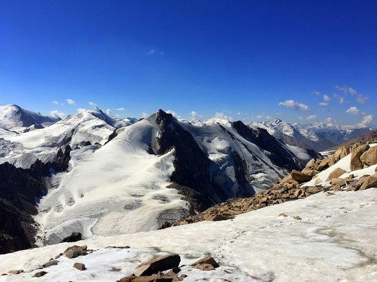 Climbing Peak Molodezhny, Kazakhstan, photo 18