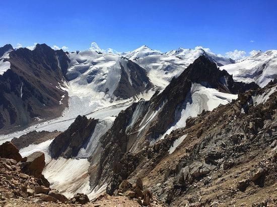 Climbing Peak Molodezhny, Kazakhstan, photo 19