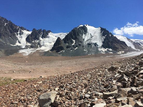 Climbing Peak Molodezhny, Kazakhstan, photo 22