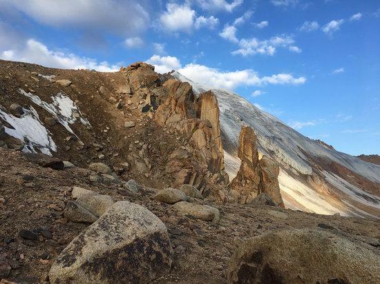 Climbing Peak Molodezhny, Kazakhstan, photo 4