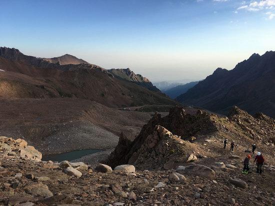Climbing Peak Molodezhny, Kazakhstan, photo 5