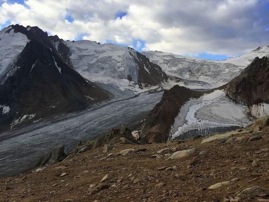 Climbing Peak Molodezhny, Kazakhstan, photo 8