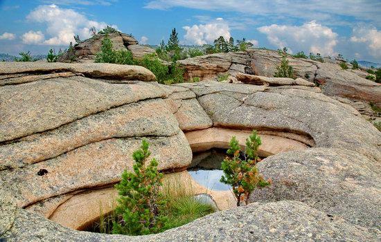 Bizarre Rocks of the Kent Mountains, Kazakhstan, photo 10