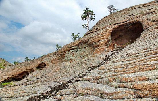 Bizarre Rocks of the Kent Mountains, Kazakhstan, photo 11