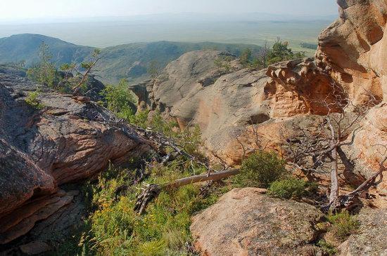 Bizarre Rocks of the Kent Mountains, Kazakhstan, photo 12