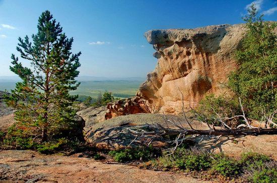 Bizarre Rocks of the Kent Mountains, Kazakhstan, photo 13